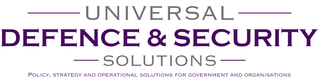 Universal Defence & Security Solutions Logo